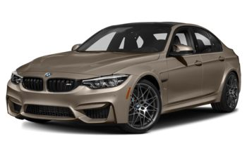 2018 BMW M3 - Champagne Quartz Metallic