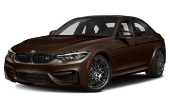 2018 BMW M3 - Smoked Topaz Metallic
