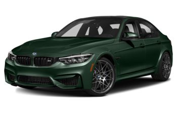 2018 BMW M3 - British Racing Green