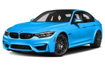 2018 BMW M3 - Laguna Seca Blue