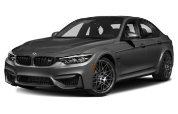 2018 BMW M3 - Lava Grey