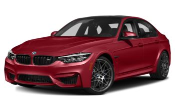 2018 BMW M3 - Imola Red II