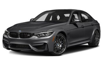 2018 BMW M3 - Grey Black