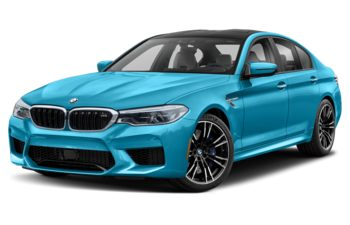 2020 BMW M5 - Snapper Rocks Blue Metallic