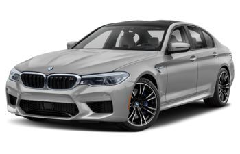 2020 BMW M5 - Donington Grey Metallic