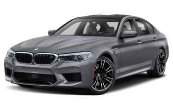 2019 BMW M5 - Bluestone Metallic