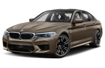 2019 BMW M5 - Champagne Quartz Metallic