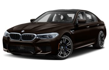 2019 BMW M5 - Almandine Brown Metallic