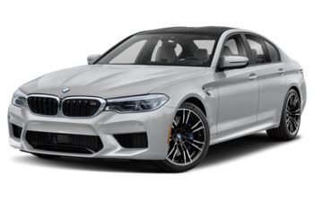 2020 BMW M5 - Rhodonite Silver Metallic