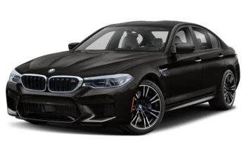 2020 BMW M5 - Frozen Dark Brown