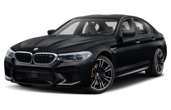 2019 BMW M5 - Frozen Arctic Grey