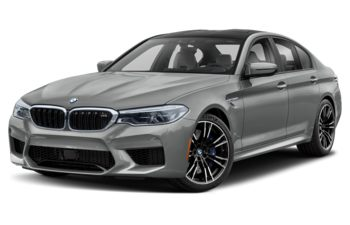 2019 BMW M5 - Frozen Dark Silver