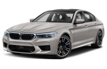 2020 BMW M5 - Frozen Cashmere Silver