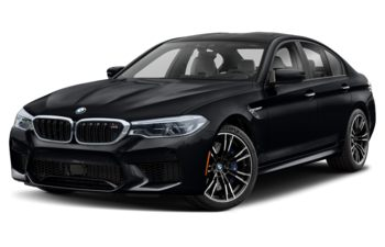 2019 BMW M5 - Frozen Black