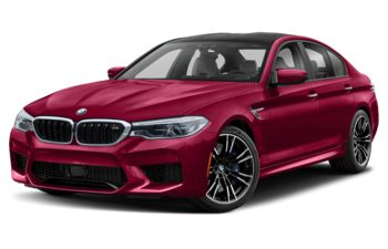 2019 BMW M5 - Frozen Dark Red