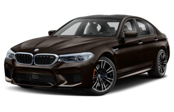 2020 BMW M5 - Almandine Brown Metallic