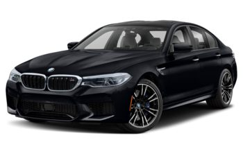2020 BMW M5 - Azurite Black Metallic