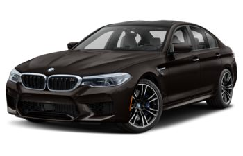 2020 BMW M5 - Champagne Quartz Metallic