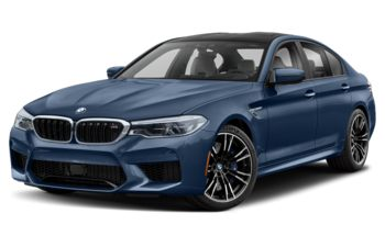 2020 BMW M5 - Orinco Pearl