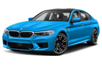 2020 BMW M5 - Laguna Seca Blue