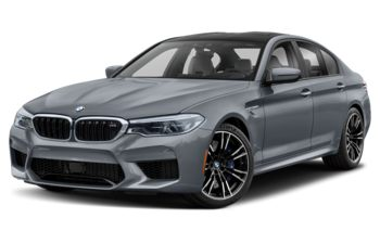 2020 BMW M5 - Pure Metal Silver
