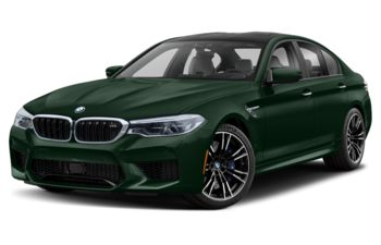 2020 BMW M5 - British Racing Green