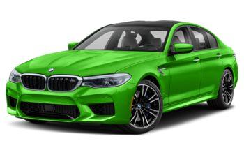 2020 BMW M5 - Signal Green