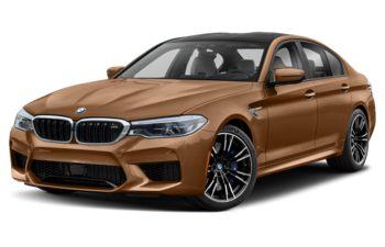 2020 BMW M5 - Zanzibar II
