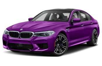 2020 BMW M5 - Twilight Purple