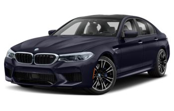 2020 BMW M5 - Macao Blue