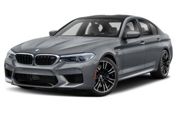 2020 BMW M5 - Nardo Grey