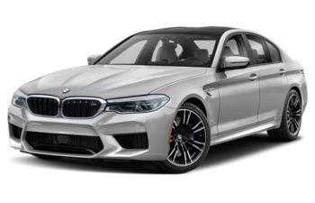 2020 BMW M5 - Frozen Brilliant White