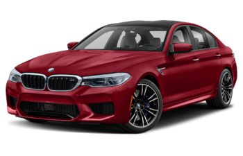 2020 BMW M5 - Imola Red II