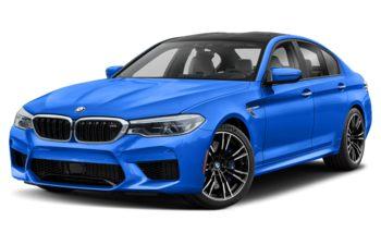2020 BMW M5 - Santorini Blue II