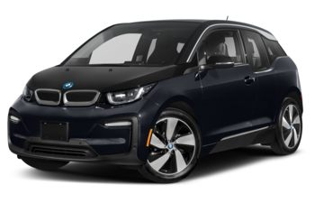 2021 BMW i3 - Imperial Blue Metallic w/Frozen Grey Accent