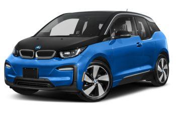 2018 BMW i3 - Protonic Blue Metallic w/Frozen Grey Accent