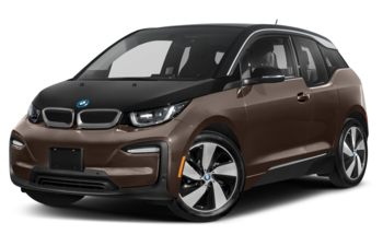 2020 BMW i3 - Jucaro Beige w/Frozen Grey Highlight