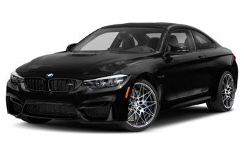 2018 BMW M4 - Black Sapphire Metallic