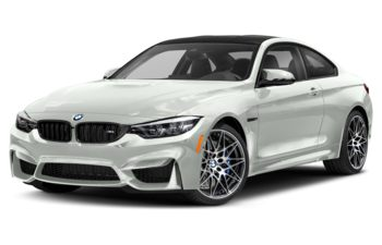 2019 BMW M4 - Alpine White Non-Metallic