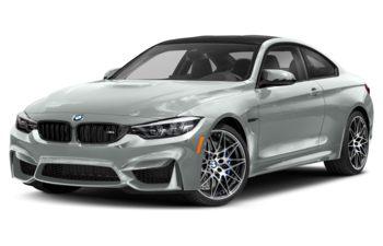 2018 BMW M4 - Silverstone Metallic