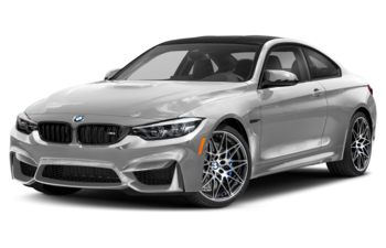 2019 BMW M4 - Mineral White Metallic