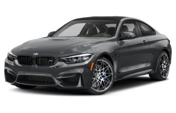 2018 BMW M4 - Mineral Grey Metallic