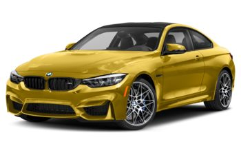 2018 BMW M4 - Austin Yellow Metallic