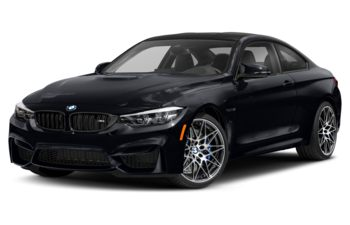 2020 BMW M4 - Azurite Black Metallic