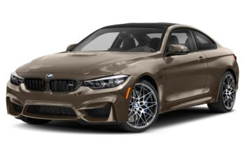 2018 BMW M4 - Champagne Quartz Metallic