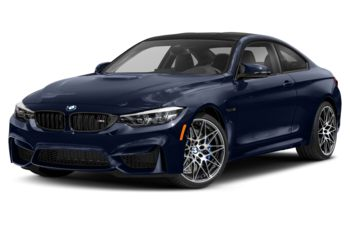 2019 BMW M4 - Tanzanite Blue Metallic