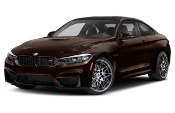 2018 BMW M4 - Smoked Topaz Metallic