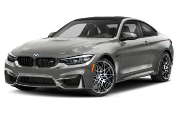 2018 BMW M4 - Fashion Grey
