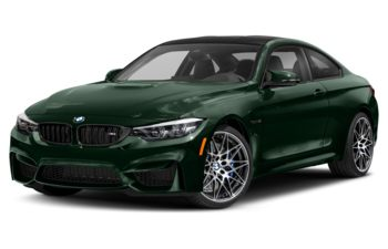 2019 BMW M4 - British Racing Green