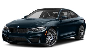 2020 BMW M4 - Frozen Dark Blue II